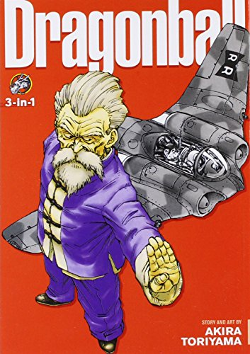 DRAGONBALL 3IN1 TP VOL 02 (C: 1-0-1): 4-5-6 (Dragon Ball (3-in-1 Edition))
