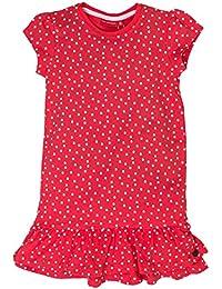Salt & Pepper Dress Smile Allover, Robe Fille