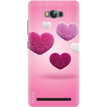 Noise Printed Back Cover for Asus Zenfone Max Zc550Kl (VD-46)
