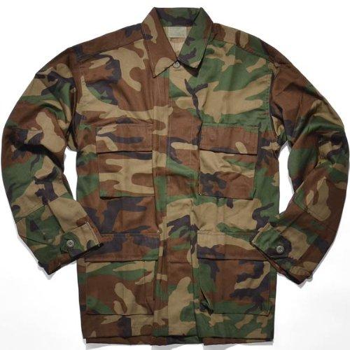Ultra Force Camo (rothco Ultra Force BDU Twill Shirts woodland camo)