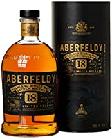 Aberfeldy 18 Year Old 1l Single Malt Whisky from Aberfeldy