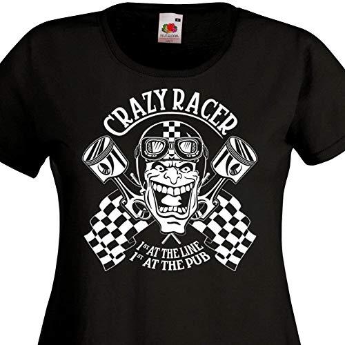 Pops Racer Kostüm - TYML Mode T-Shirt Racer Vintage T