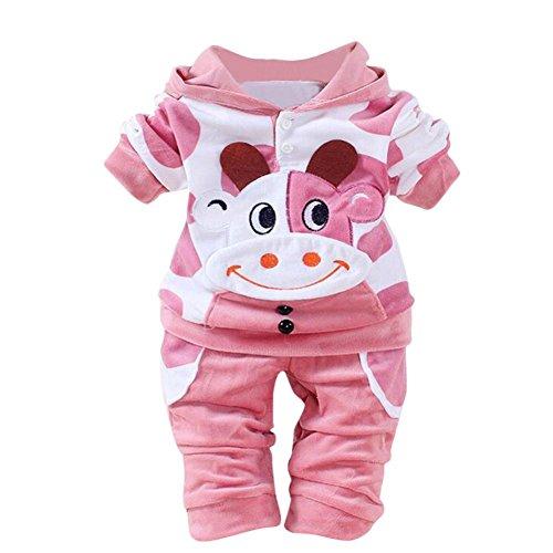Ropa Bebé, Recién Nacido Bebé Unisex Lindo Vaca