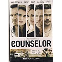 Counselor (Dvd,2014) Rental Exclusive