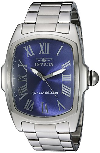 51ahvaC3heL - Invicta Mens 21391 Lupah Stainless Steel Bracelet with watch