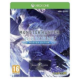 Monster Hunter World Iceborne Master Edition SteelBook (Xbox One)