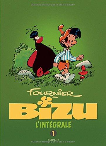 Bizu - L'intégrale - tome 1 - Bizu Intégrale 1 (réédition)