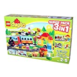 Lego Duplo Eisenbahn 66494 - Super Pack 3 in 1