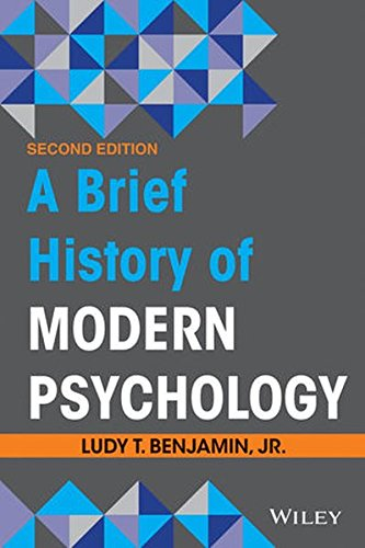 A Brief History of Modern Psychology