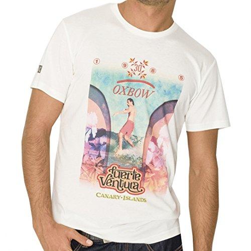Oxbow -  T-shirt - Uomo bianco Large