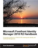 Image de Microsoft Forefront Identity Manager 2010 R2 Handbook