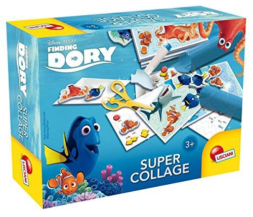 Lisciani Giochi 56101 - Dory Supercollage