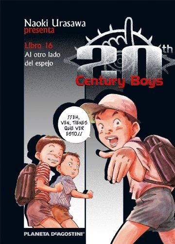 20th Century Boys 16, Al otro lado del espejo Cover Image