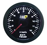 Raid HP 660176 Zusatzinstrument Abgastemperaturanzeige Serie Sport