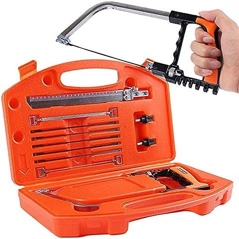 LIVEHITOP Ensemble de scie à main magique, trousse à outils