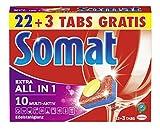 Somat Tabs 10 All in 1 Extra, 2er Pack (2 x 475 g)