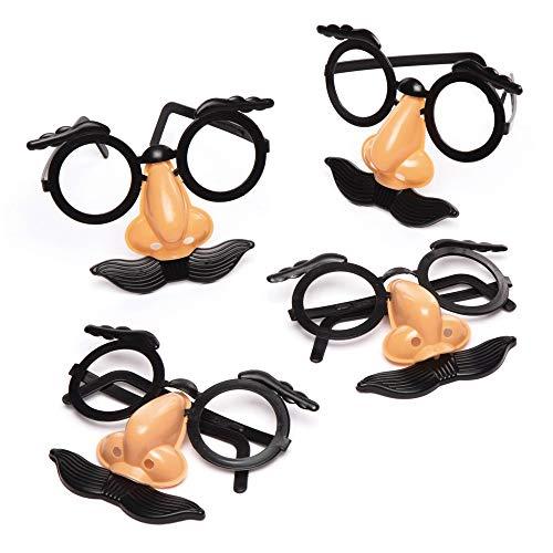 Baker Ross Maskenbrillen