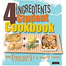 4 Ingredients Student Cookbook