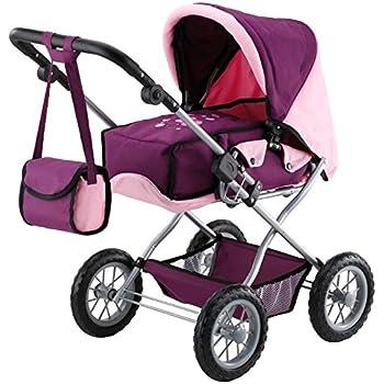 Bayer Design carrello bambole Trendy rosa//blu