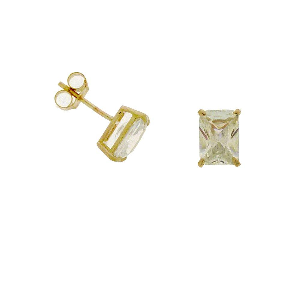 H. GAVENTA LTD - Orecchino da donna, oro giallo 9k (375), cod. EY-CE141-WCZ