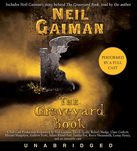 The Graveyard Book por Neil Gaiman