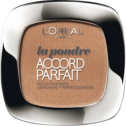 L'Oreal Paris Polvos Compactos Accord Perfect Miel D6