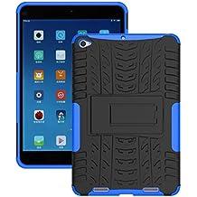 Carcasa Xiaomi Mi Pad 2 7.9'', KATUMO® Funda Silicona para Tablet Xiaomi Mi Pad 2 Cubierta Carcasa Goma Case Cover Funda Protectora Estuche Caso-Azul