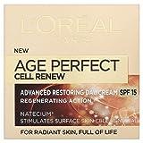 L'Oréal Paris Age Perfect Handy Erneuern Tagescreme (50 ml) - Packung mit 6