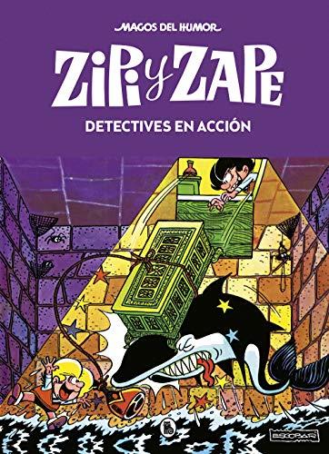 Zipi y Zape. Detectives en acción (Magos del Humor 16) eBook ...