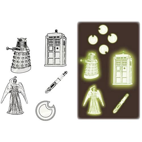 dr-who-glow-in-the-dark-stikers-moules