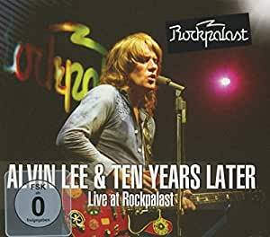 Alvin Lee & Ten Years Later - Live At Rockpalast (DVD & CD)