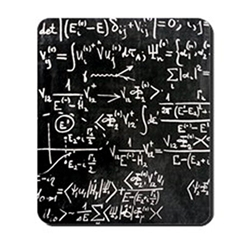 CafePress–teilchenphysik Gleichungen, Anti Rutsch–Gummi Mauspad, Gaming Maus Pad