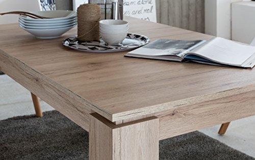 Tavolo Da Pranzo Shabby Chic : Trendteam tavolo da pranzo e salotto canyon in pino shabby chic