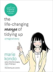 The Life-Changing Manga of Tidying Up: A Magical Story (Life Changing Magic of Tidying Up)