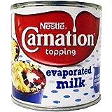 Nestlé - Leche evaporada - 170 g - Paquete de 3 unidades