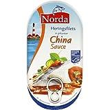 Norda Heringsfilets, zarte Fisch-Filets China, MSC zertifiziert, 13er Pack (13 x 200 g)