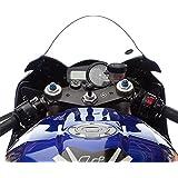 Ultimateaddons Moto Motocycle Centre Potence Fourche Support De Boule pour TomTom Rider 1er 2nd Pro Urbain v5 40 400 - 10-13.2mm