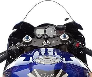 Ultimateaddons Motorrad Bike Mitte Gabel Vorbau Ball Halterung Für Tomtom Rider 1 2 Pro Urban V540400 Elektronik