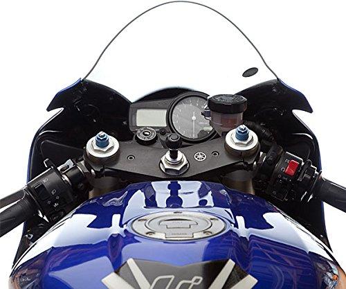 UltimateAddons–10–25mm Stem yugo para moto de bicicleta Soporte de la horquilla centro