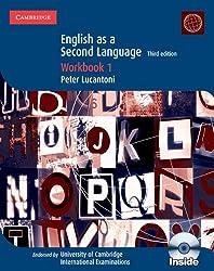 Cambridge English as a Second Language Workbook 1 with Audio CD (Cambridge International IGCSE) (No. 1) by Peter Lucantoni (2009-10-02)