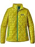 Patagonia Damen W's Nano Puff Jacket, grün (Fluid Green), L