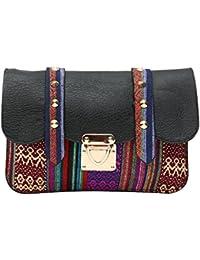 Hawai Stylish Flap Small Pu Sling Bag