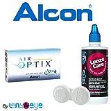 Alcon Air Optix Aqua Zeropower Monthly C...