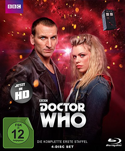 Doctor Who - Staffel 1: Folge 01-13 – Limited Edition [Blu-ray]