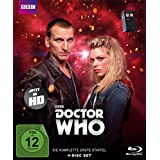 Doctor Who - Staffel 1: Folge 01-13 – Limited Edition