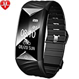 Fitness Tracker, Willful Orologio fitness Braccialetto Watch Cardiofrequenzimetro da Polso...