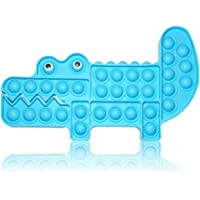 PIANETA Fidget Toy Pop it Push it, pop Bubble, endspannentes Anti Stress Spielzeug Sensorisches Spielzeug Autismus…