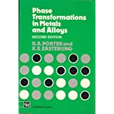 Phase Transformations in Metals and Alloys by David A. Porter (1992-07-30)