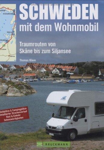 Schweden mit dem Wohnmobil: Die schönsten Routen von Skane bis zum Siljansee (Unterwegs in): Alle Infos bei Amazon