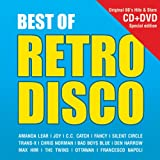 Best Of Retro Disco Cd + Dvd